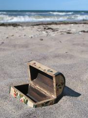 buried treasure-chest... too late :-)