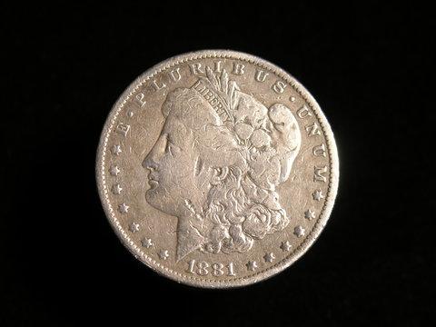 silver dollar