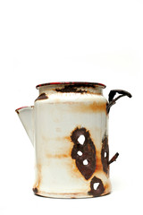 Wall Mural - wyoming coffee pot