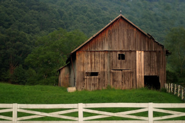 dreamy barn