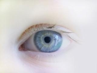 childs eye