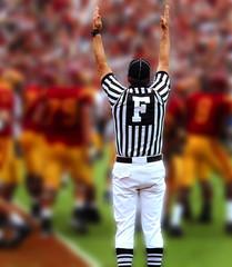 Fotobehang - touchdown