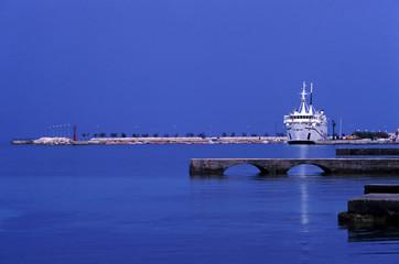 brac harbor, croatia