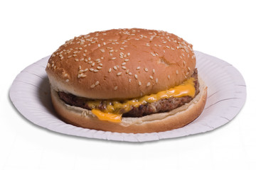 quarterpounder cheeseburger