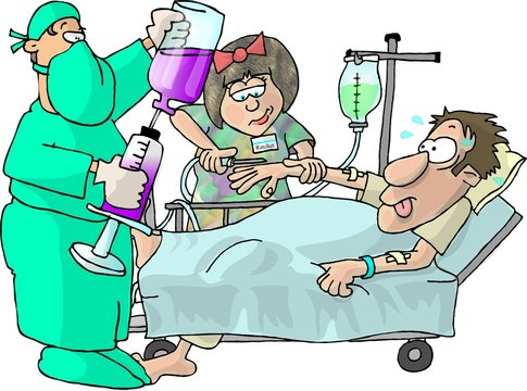 anesthesiologist