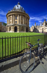 oxford, the radcliffe camera