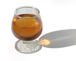 sunlit brandy