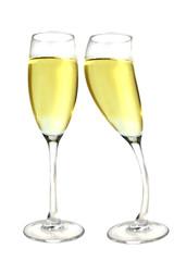 beso de champan