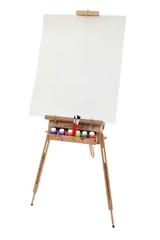school art easel