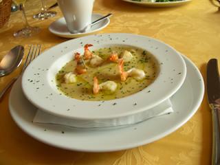 italian shrimp soup