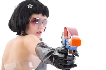 bounty hunter girl