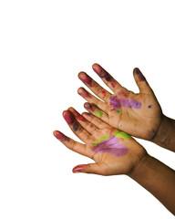 little artist hands