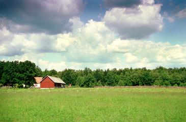 granja en suecia