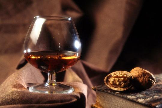 alcool brun