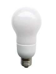 ampoule basse consommation détourée