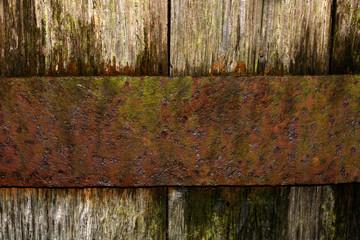 oak and rust
