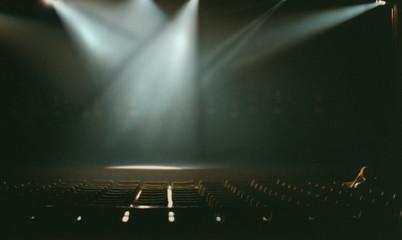 stage lights - fototapety na wymiar