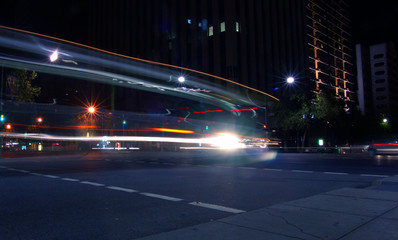 bus turning