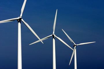 Aluminium Prints Mills electricity wind mills