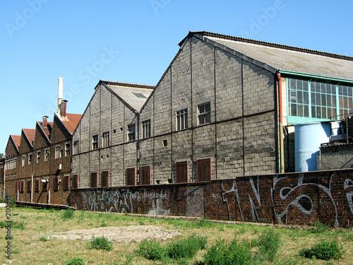 Ancienne usine photo libre de droits sur la banque d 39 images f - Acheter ancienne usine ...