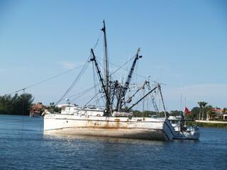 boat's seen better days