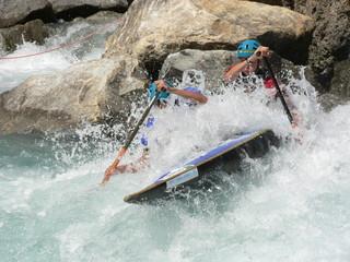 canoe-kayak en double