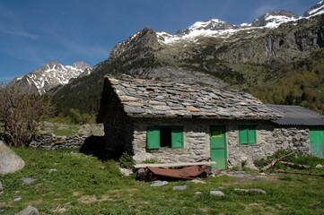 cabane espagnole