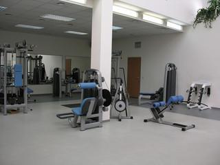 health club gym