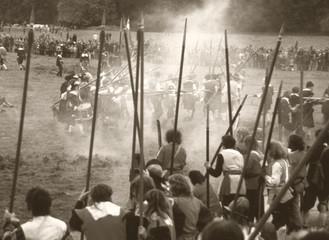 english civil war battle