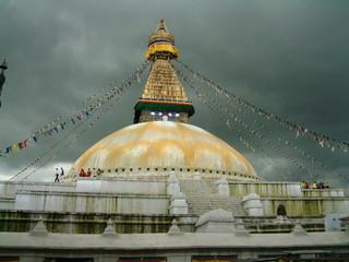 bouddhanath stupa, kathmandu