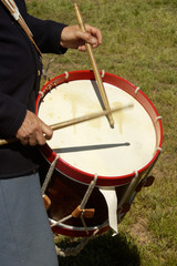 civil war drummer 1