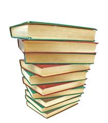 pile of books 02
