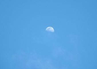 la lune inversé