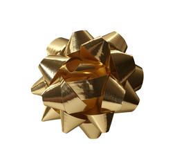 golden giftbow w/path