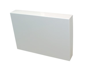 blank packaging w/ path