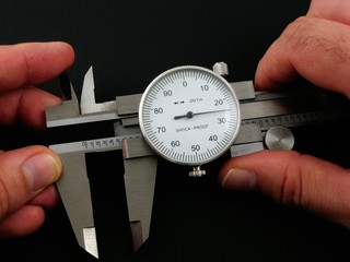 holding calipers