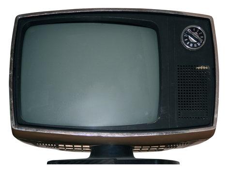 vintage tv w/path