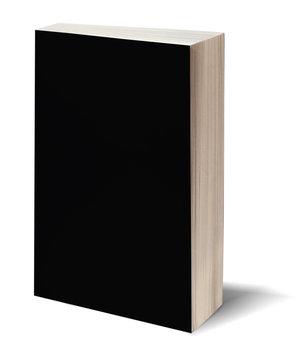 blank black book w/path