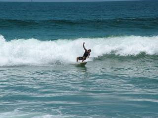 surfeur mexique