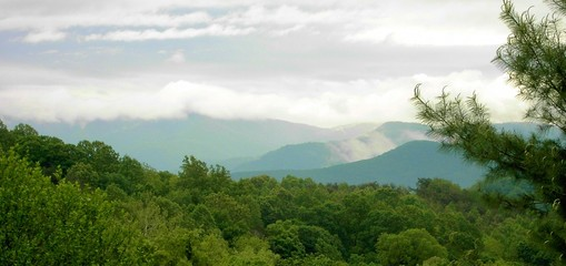 blue ridge mountains, va