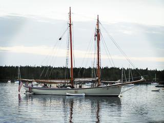 american schooner