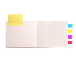 cahier de note
