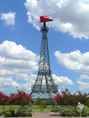 eiffel tower of texas