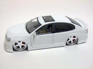 white lexus gs