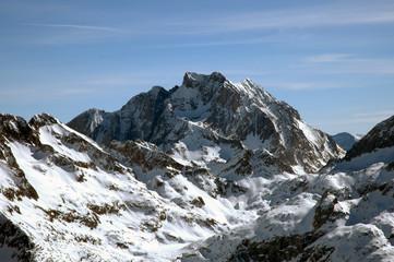 massif du vignemale - pn 72x93
