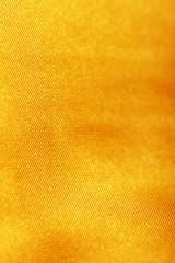 orange gold silk