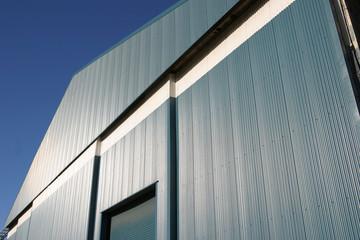 Acrylic Prints Industrial building industrial unit