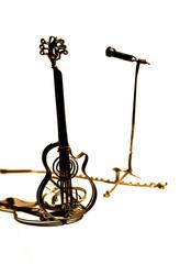 guitare et micro