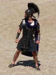 Spoed Foto op Canvas Ridders gladiator
