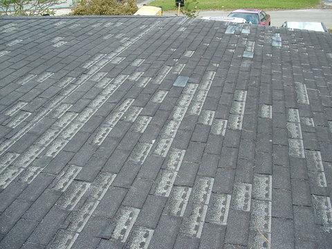 damaged roof 2